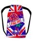Petate Mesh England Rosa