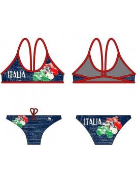 Italia Moto bikini
