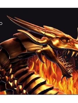 Telo Microfibra Dragon Fire