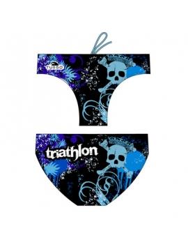 Triathlon Skull