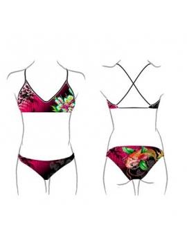 Carpa Flor Bikini