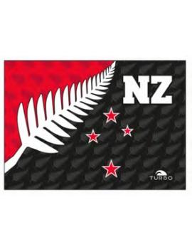 Telo Microfibra  NZ Flag