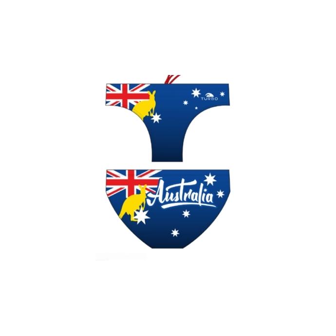 Australia Lettering