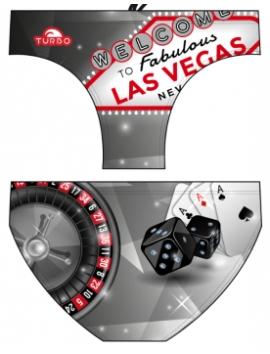 Las Vegas B&W