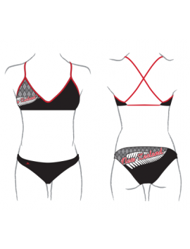 New Zealand Rombus bikini