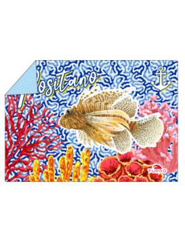 Telo Microfibra Fish Positano