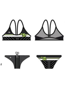 Swimm Lines Bikini