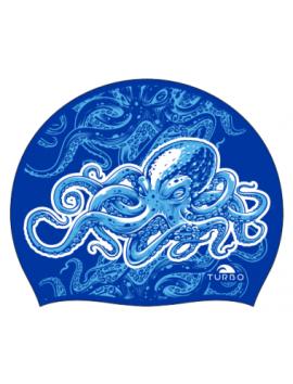 Cuffia Octupus Blue
