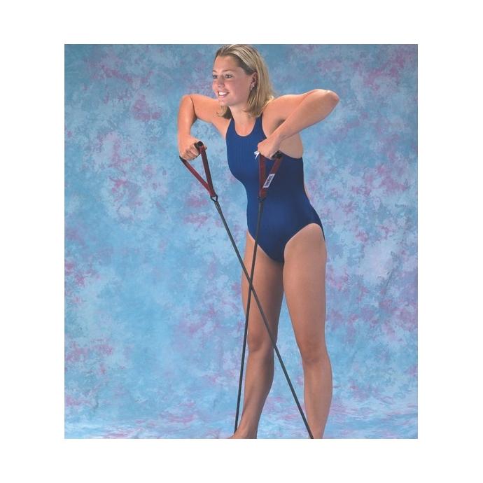 corda elastica con maniglie