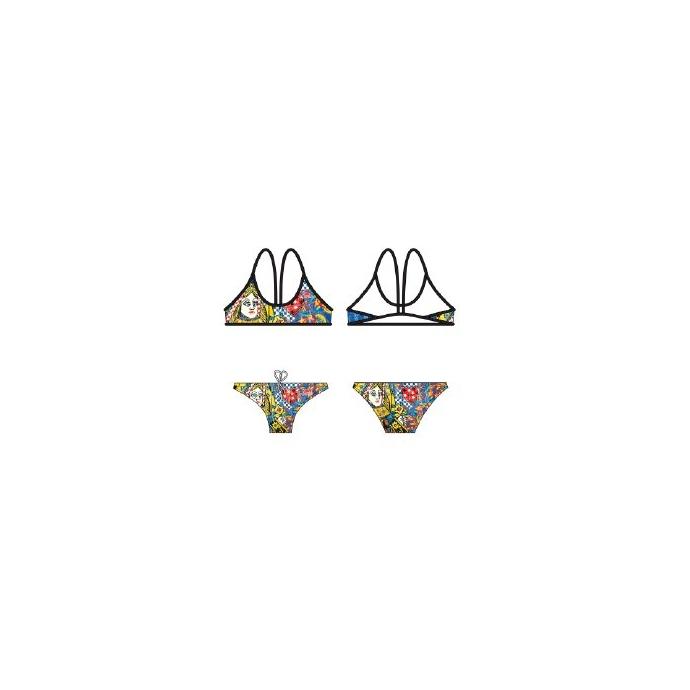 QCors Vintage Bikini